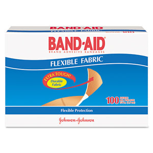 "ESJOJ4434 - Flexible Fabric Premium Adhesive Bandages, 3-4"" X 3"", 100-box"