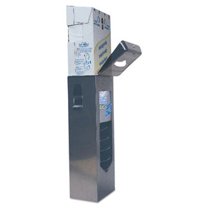 ESKCC09064 - Cartridge In-Counter Napkin Dispenser, Metal, 7 1-2 X 20 X 5 2-5