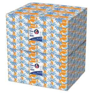 ESKCC13216 - White Facial Tissue, 2-Ply, White, 100-box, 10 Bx-bundle, 6 Bundles-carton