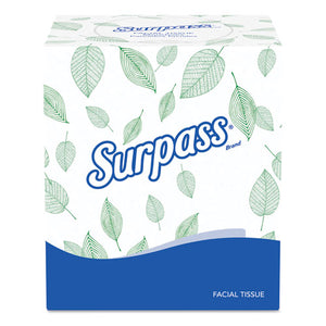 ESKCC21320 - Facial Tissue, 2-Ply, Pop-Up Box, 110-box, 36 Boxes-carton