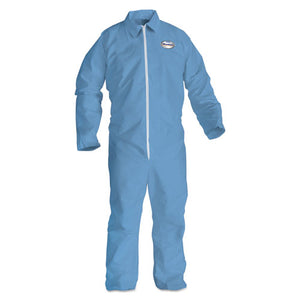 ESKCC45313 - A65 Zipper Front Flame Resistant Coveralls, Large, White, 25-carton
