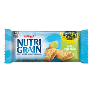 ESKEB35645 - Nutri-Grain Cereal Bars, Apple-Cinnamon, Indv Wrapped 1.3oz Bar, 16-box