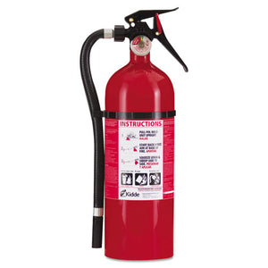 ESKID21006204P - Service Lite Multi-Purpose Dry Chemical Fire Extinguisher, 5lb, 3-A, 40-B:c