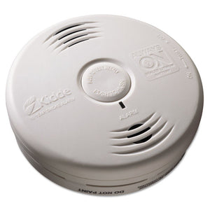 "ESKID21010067 - Bedroom Smoke Alarm W-voice Alarm, Lithium Battery, 5.22""dia X 1.6""depth"