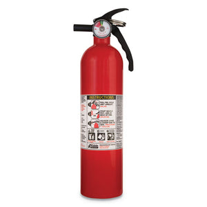 ESKID466142MTL - Full Home Fire Extinguisher, 2.5lb, 1-A, 10-B:c