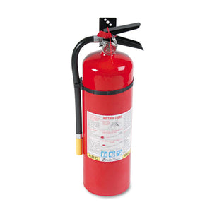 ESKID466204 - Proline Pro 10mp Fire Extinguisher, 4 A, 60 B:c, 195psi, 19.52h X 5.21 Dia, 10lb
