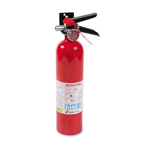 ESKID466227 - Proline Pro 2.5 Mp Fire Extinguisher, 1 A, 10 B:c, 100psi, 15h X 3.25 Dia, 2.6lb