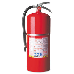 ESKID468003 - Proplus 20 Mp Dry-Chemical Fire Extinguisher, 20lb, 6-A:120-B:c
