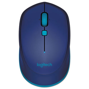 ESLOG910004529 - M535 Bluetooth Mouse, Blue, Wireless
