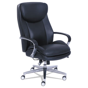 ESLZB48956 - Commercial 2000 Big And Tall Executive Chair With Dynamic Lumbar Support, Black