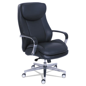 ESLZB48958 - Commercial 2000 High-Back Executive Chair, Black