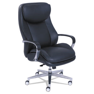 ESLZB48968 - Commercial 2000 Big And Tall Executive Chair, Black