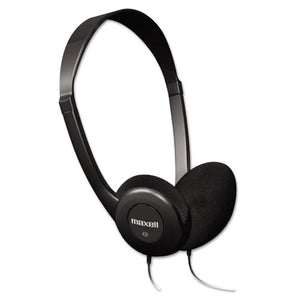 ESMAX190319 - Hp-100 Headphones, Black