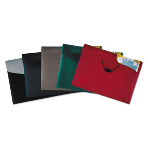 ESMEA35914 - Expandables Six-Pocket Expanding File, Letter, Assorted