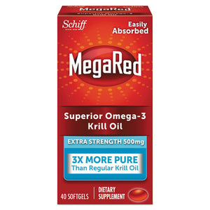 ESMEG98092EA - Extra Strength Omega-3 Krill Oil Softgel, 40 Tablets