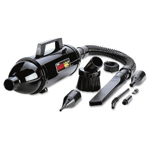 ESMEVMDV1BA - Metro Vac Portable Hand Held Vacuum And Blower With Dust Off Tools