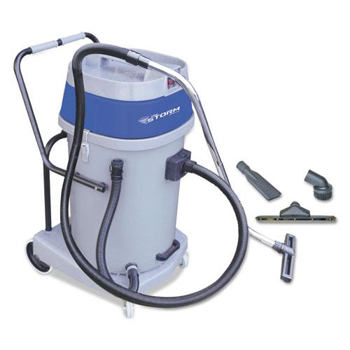 ESMFMWVP20 - STORM WET-DRY TANK VACUUM WITH TOOLS, 20 GAL CAPACITY, GRAY