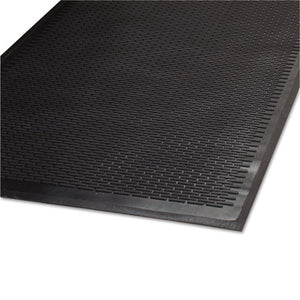 ESMLL14030500 - Clean Step Outdoor Rubber Scraper Mat, Polypropylene, 36 X 60, Black