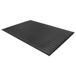 ESMLL24020302 - Air Step Antifatigue Mat, Polypropylene, 24 X 36, Black