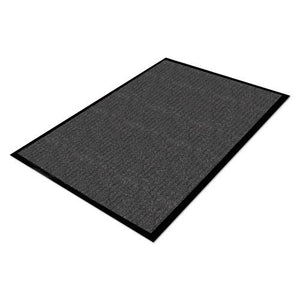 ESMLL64020330 - Golden Series Dual Rib Indoor Wiper Mats, 24 X 36, Charcoal