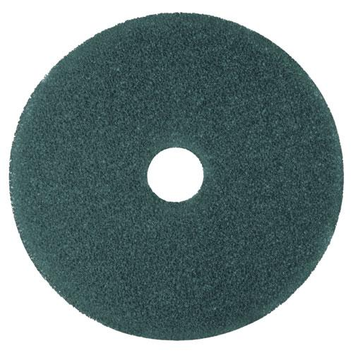 "ESMMM08409 - Low-Speed High Productivity Floor Pads 5300, 16"" Diameter, Blue, 5-carton"