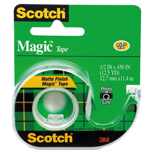 "ESMMM104 - Magic Tape In Handheld Dispenser, 1-2"" X 450"", 1"" Core, Clear"