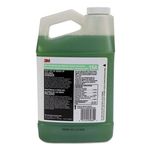 Non-acid Disinfectant Bathroom Cleaner Concentrate, 0.5 Gal Bottle, 4-carton