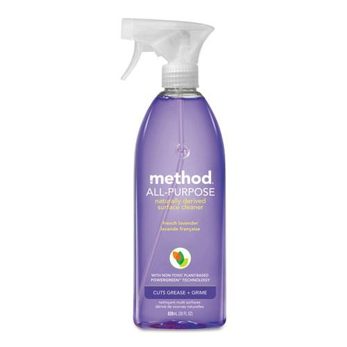 ESMTH00005CT - All Surface Cleaner, French Lavender, 28 Oz Bottle, 8-carton