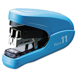 ESMXBHD11FLKBE - Flat Clinch Light Effort Stapler, 35-Sheet Capacity, Blue