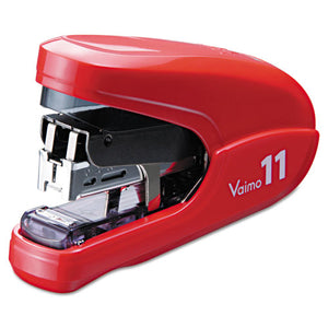 ESMXBHD11FLKRD - Flat Clinch Light Effort Stapler, 35-Sheet Capacity, Red