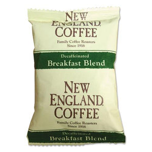 ESNCF026160 - Coffee Portion Packs, Breakfast Blend Decaf, 2.5 Oz Pack, 24-box