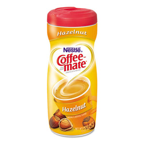 ESNES12345 - Hazelnut Creamer Powder, 15oz Plastic Bottle