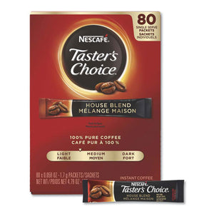ESNES15782 - Taster's Choice Stick Pack, Premium Choice, 80-box