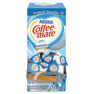 ESNES35170BX - French Vanilla Creamer, 0.375oz, 50-box