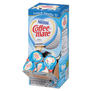 ESNES35170CT - Liquid Coffee Creamer, French Vanilla Flavor 0.375 Oz., 200 Creamers-carton