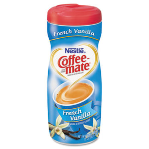 ESNES35775 - French Vanilla Creamer Powder, 15oz Plastic Bottle