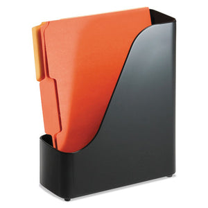 ESOIC22352 - 2200 Series Magazine File, 4 X 9 1-2 X 11 1-2, Black
