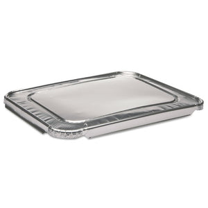 Aluminum Steam-pan Lids, 1-3 Size, 12.31 X 6.19, 200-carton