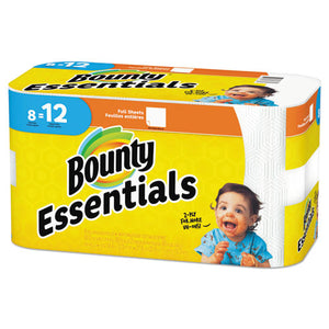 ESPGC74680 - ESSENTIALS PAPER TOWELS, 2-PLY, 60 SHEETS-ROLL, 8 ROLLS-CARTON
