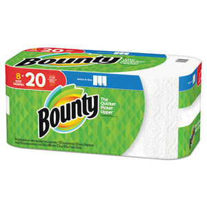 ESPGC74800 - SELECT-A-SIZE PAPER TOWELS, 2-PLY, WHITE, 5.9 X 11, 138 SHEETS-ROLL, 8 ROLLS-PK