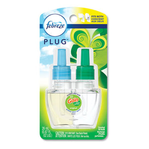 ESPGC74903 - PLUG AIR FRESHENER REFILLS, GAIN ORIGINAL, 0.87 OZ, 6-CARTON