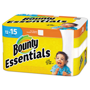 ESPGC75719 - ESSENTIALS PAPER TOWELS, 50 SHEETS-ROLL, 12 ROLLS-CARTON