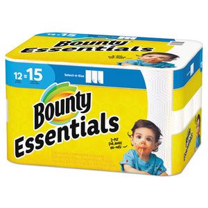 ESPGC75720 - ESSENTIALS SELECT-A-SIZE PAPER TOWELS, 2-PLY, 78 SHEETS-ROLL, 12 ROLLS-CARTON