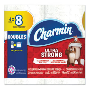 ESPGC77777PK - ULTRA STRONG BATHROOM TISSUE, 2-PLY, 143 SHEET-ROLL, 4-PACK