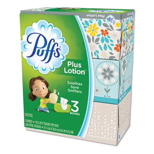 ESPGC82086 - Plus Lotion Facial Tissue, White, 2-Ply, 116-box, 3 Boxes-pack