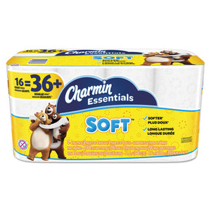 ESPGC96608 - Essentials Soft Bathroom Tissue, 2-Ply, 4 X 3.92, 200-roll, 16 Roll-pack