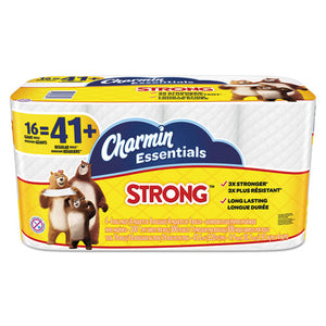 ESPGC96895 - Essentials Strong Bathroom Tissue, 1-Ply, 4 X 3.92, 300-roll, 16 Roll-pack