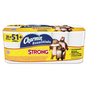 ESPGC96896 - Essentials Strong Bathroom Tissue, 1-Ply, 4 X 3.92, 300-roll, 20 Roll-pack