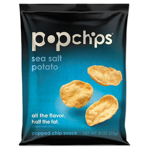 ESPPH71100 - Potato Chips, Sea Salt Flavor, .8 Oz Bag, 24-carton