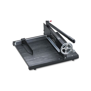"ESPRE7000E - Commercial Stack Paper Cutter, 350 Sheet Capacity, Wood Base, 16"" X 20"""